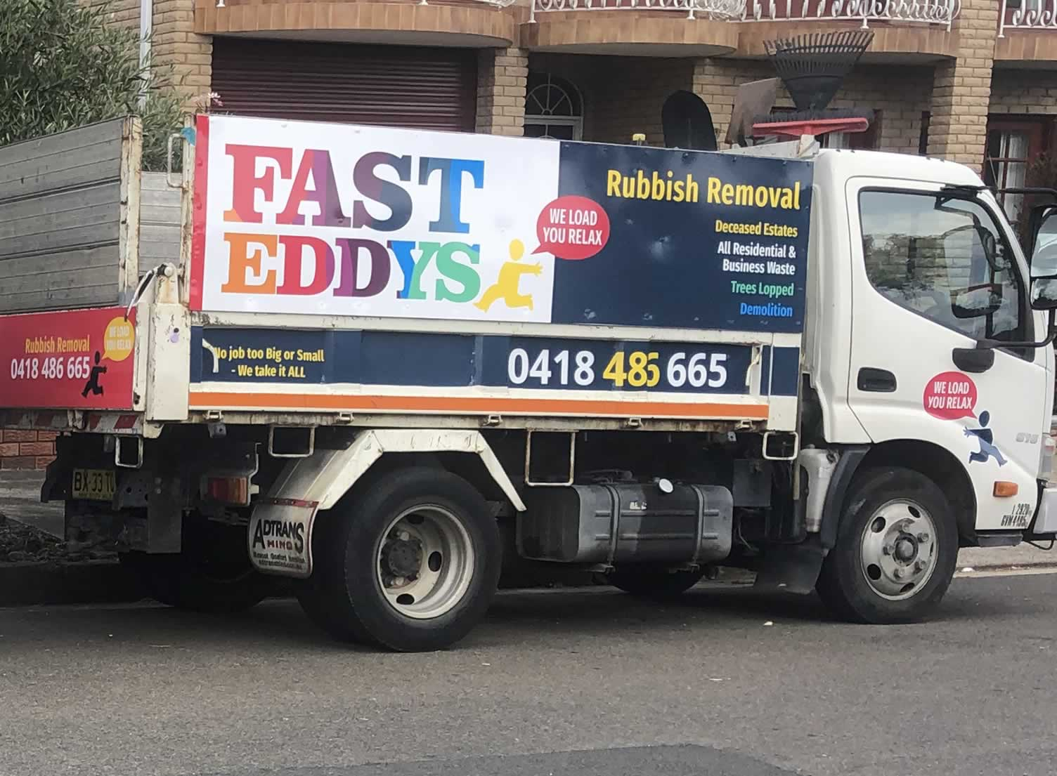 Do The Right Thing - Don't contribute to Illegal Dumping-fast-eddys-sydney-rubbish-removal-lr